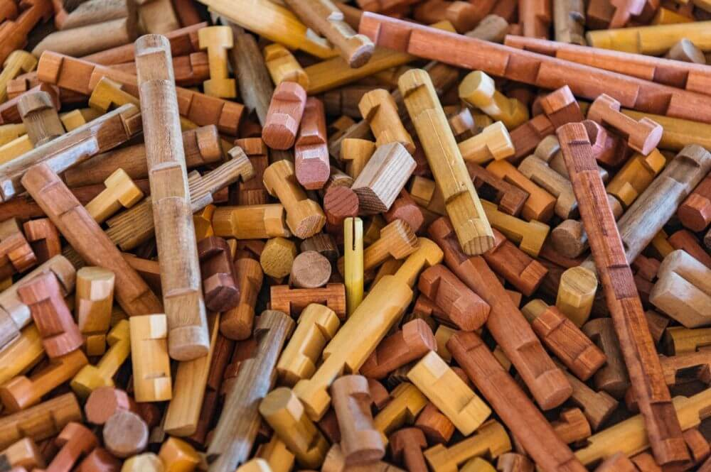 STEM activities with Lincoln Logs