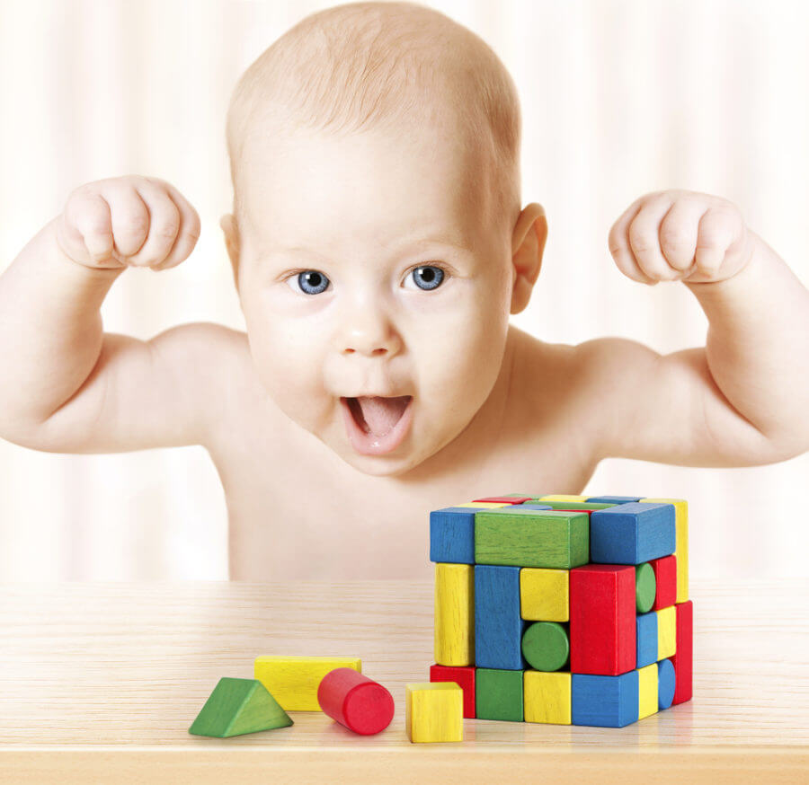 tips on raising a smart baby