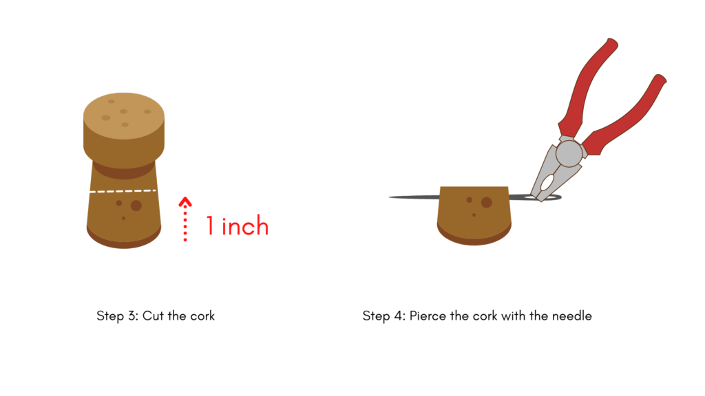 how to craft a compass