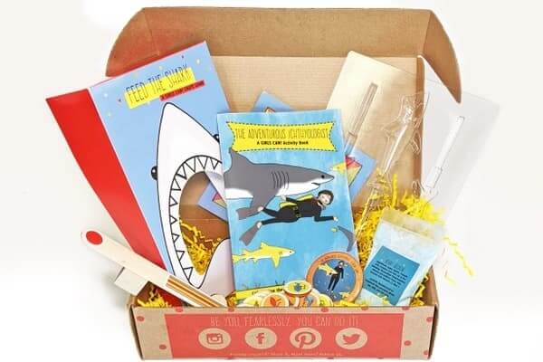 Girls Can Crate Subscription Box