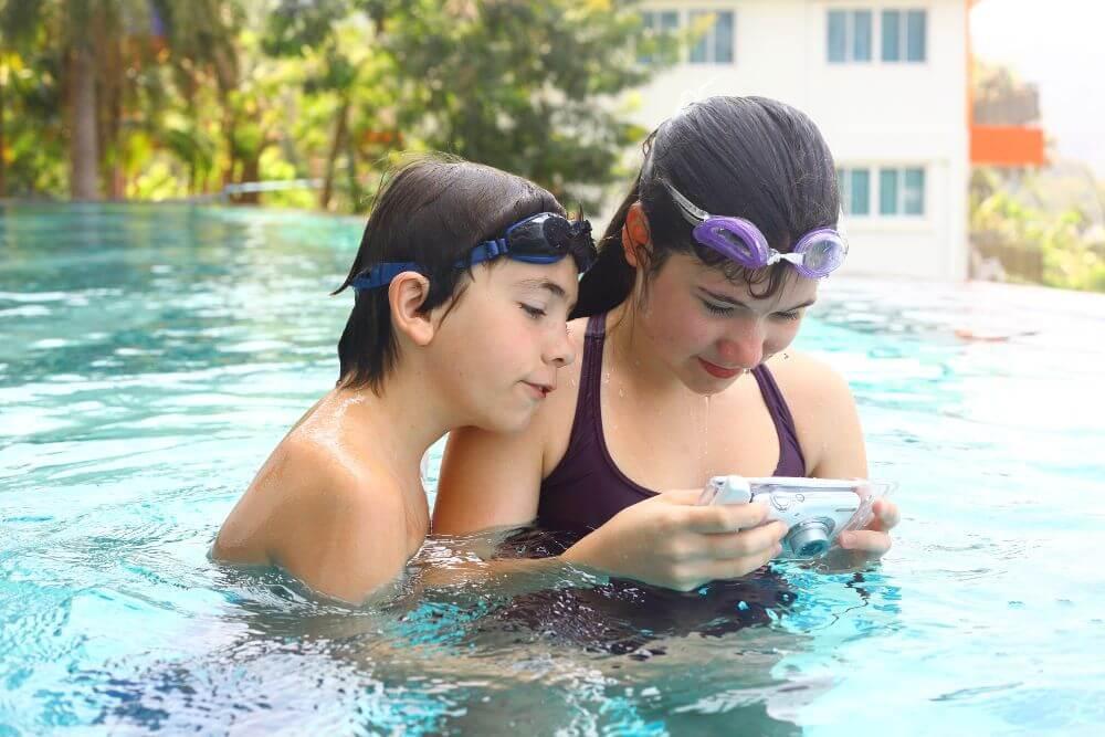 Kids Underwater Cameras