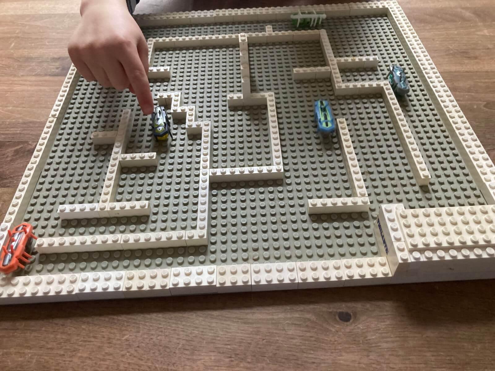 Hexbug Nano Lego Maze