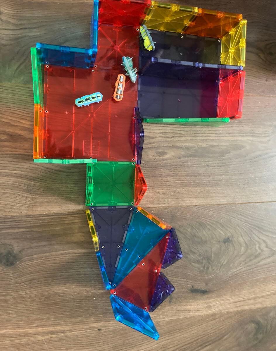 Hexbug Magna Tiles Maze