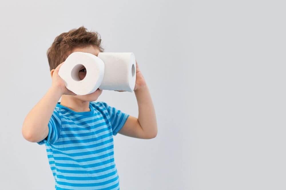 How To Make A Spy Kit For Kids - Creating Binoclulars
