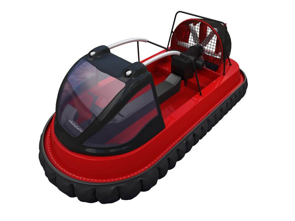 The Science Behind A Hovercraft
