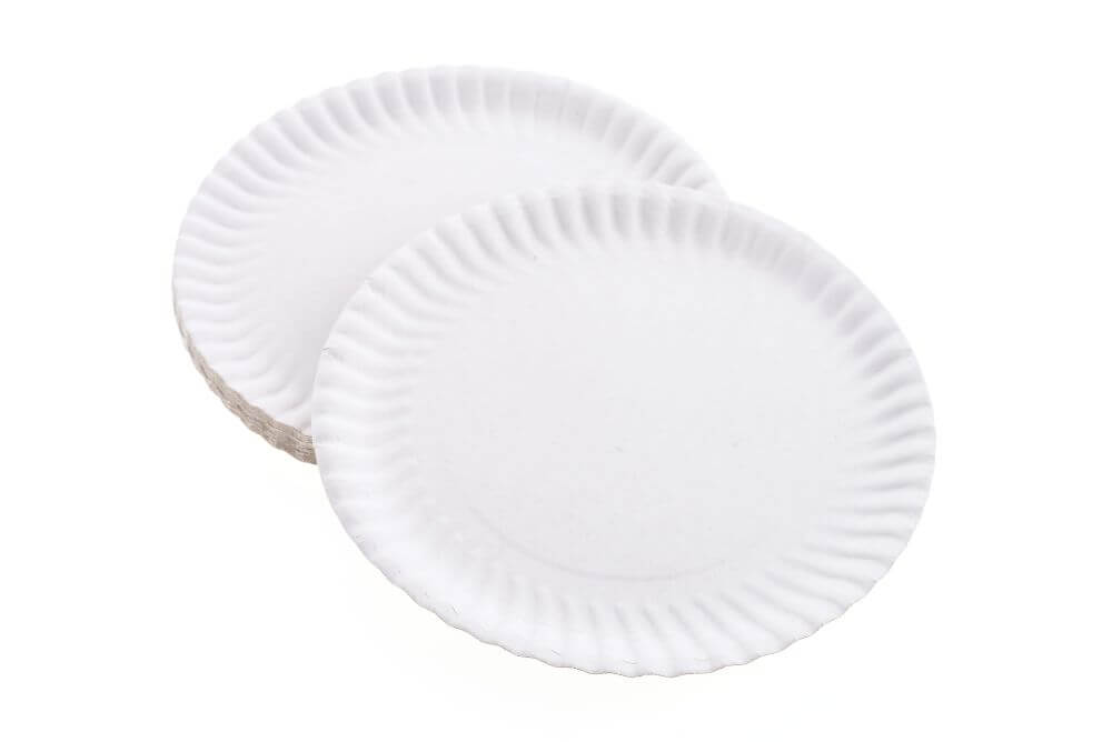 What you will need to Create a Paper Plate Hovercraft